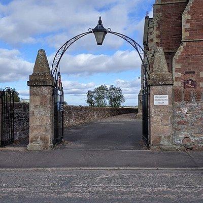 Coupar Angus Abbey & ruins