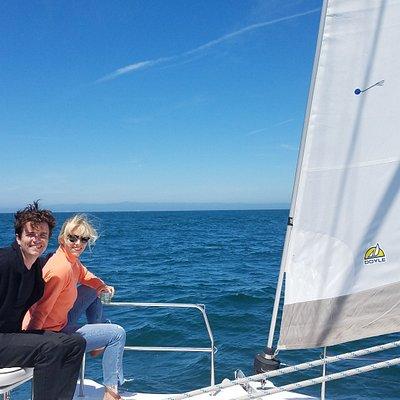 Sail Beautiful Monterey Bay
