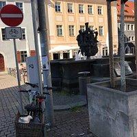 Historické námestie - Marktplatz