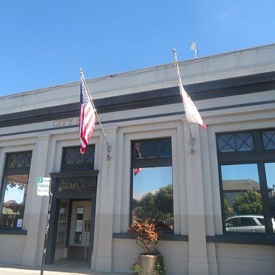 City Hall, Half Moon Bay, CA