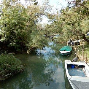 Canali per le barche