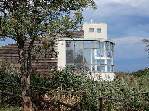L'osservatorio dell'albergo Caneo