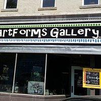 ArtForms Storefront