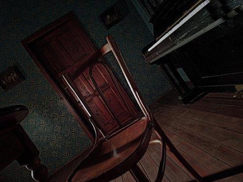 Byt č. 13 - Detektivně-hororová úniková hra Apartment No. 13 - Detective-horror escape game