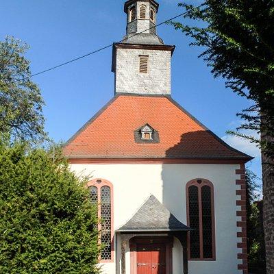 Dreieichenhain: Burgkirche