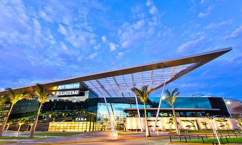 O Iguatemi é o Shopping da sua vida.