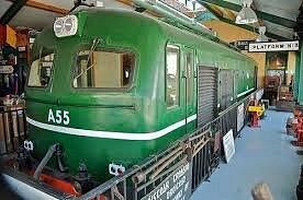 Castlerea Railway Museum
