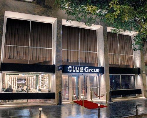 Club Circus Paris : 37 Boulevard Murat, 75016 Paris