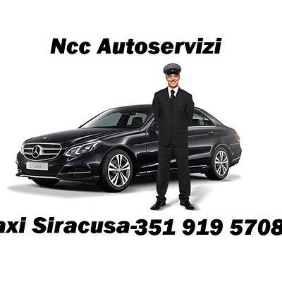 taxi Siracusa