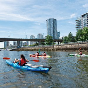 Explore the heart of Vancouver from the water.