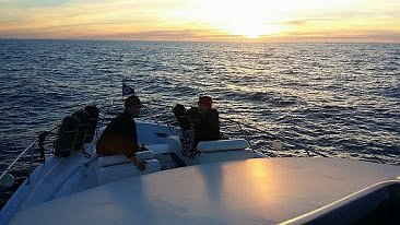 Secret Harbor Charter Sunset Cruise