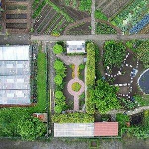 Wereldtuin Verdeliet is een ecologische voedsel -  en ontmoetingstuin in de kleurrijke Cuijkse wijk De Valuwe.  Een plek waar mens en natuur elkaar vinden.