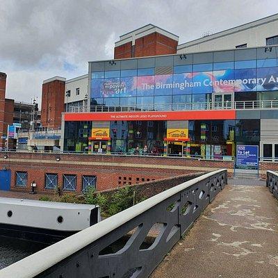 Birmingham Contemporary Art Gallery