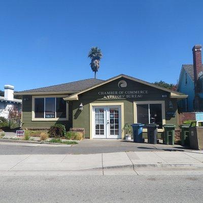 Half Moon Bay Chamber of Commerce and Visitors Bureau, Half Moon Bay, California