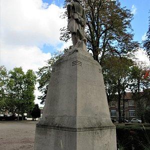 Détail du monument