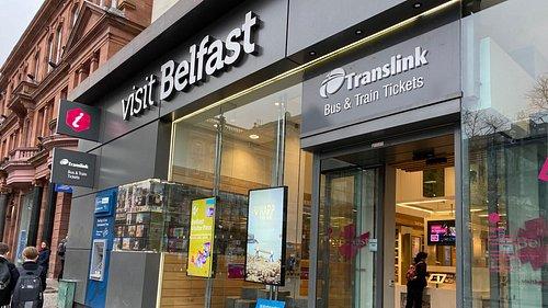 Visit Belfast Welcome Centre