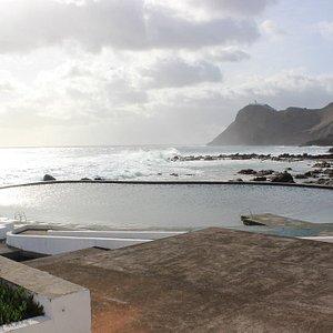 Piscina Natural da Maia - Freguesia de Santo Espírito - Ilha de Santa Maria - Açores