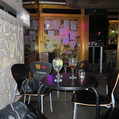Cafe Stress Bar Logroño