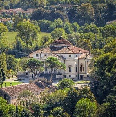 """La """"Rotonda"""" a Vicenza"""