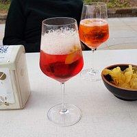 Spritz Campari e Aperol