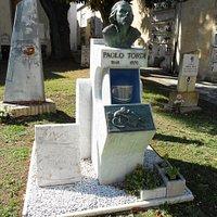 Tomba di Paolo Tordi