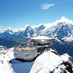 Schilthorn - Piz Gloria 2970 m