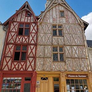Maison du Tourisme de Montrichard Val de   Cher -  67 rue Nationale -#SudValdeLoire