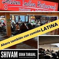 Ahora SHIVAM INDIAN GRAN TARAJAL ofrece también a la numerosa comunidad latina de esta bella ciudad nuevas y exquisitas ofertas.