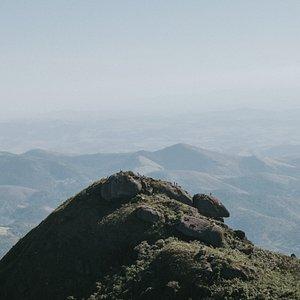 Vista do cume da Pedra da Cuca.