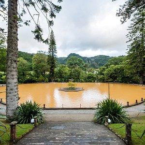 Terra Nostra Garden - Pool Tank