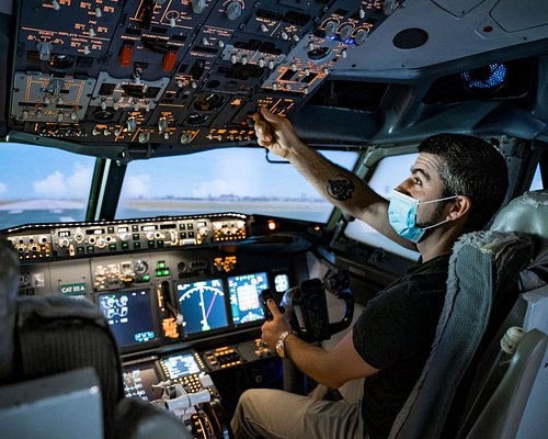 Airliner Adventures Simulator Session