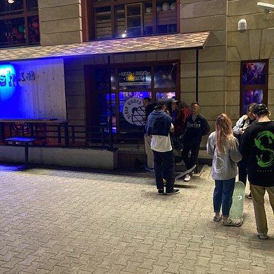 Ночные клубы черного моря детский клуб буревестник москва