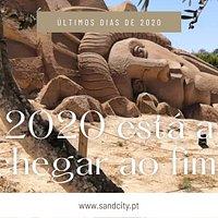 Sand City Lagoa 2020