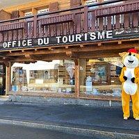 Office du tourisme à Villars-sur-Ollon (canton de Vaud - Suisse)