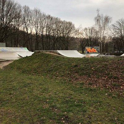 Mercyland Skateboardovy Park