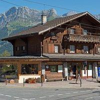 Maison du Tourisme à Gryon (canton de Vaud - Suisse)