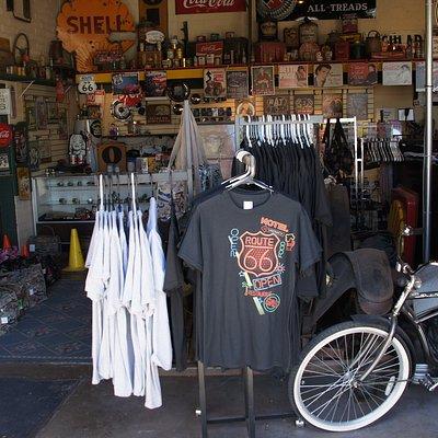 Сувенирный магазин на дороге 66