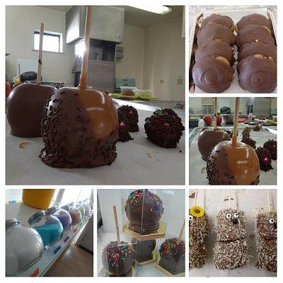 Dulces Encantados.: For homemade Chocolates, Caramel, and more
