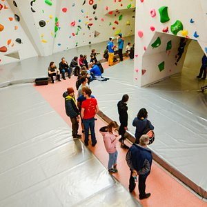 The new One Move Climbing Gym