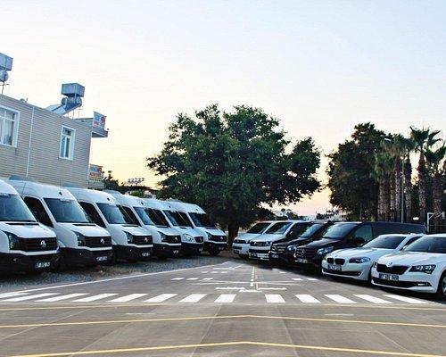 Antalya Side Transfer Services