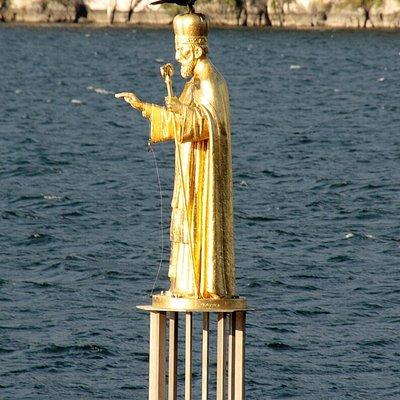 Statua San Nicolo