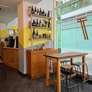 Tilt Craft Beer Bar in City Arcade