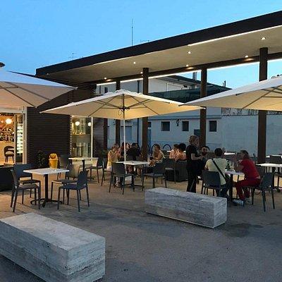 Agorà Caffè, external view