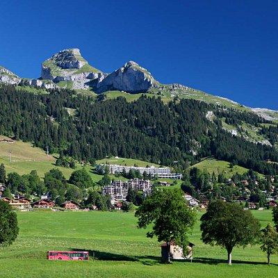Leysin Tourisme (canton de Vaud - Suisse)