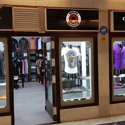 Notre boutique à Playa las Americas - Tenerife