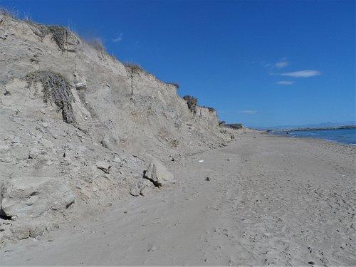 Paredes de arena