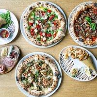 Pizze, Taglieri, Pizze fritte e Cuoppi!