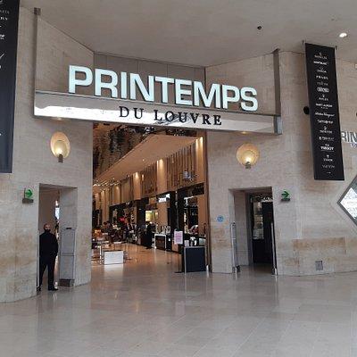 Espace Printemps du Louvre