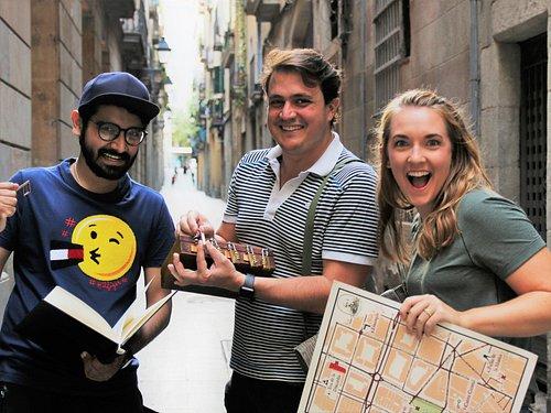 Mystery City Barcelona: The Secrets of Cerda