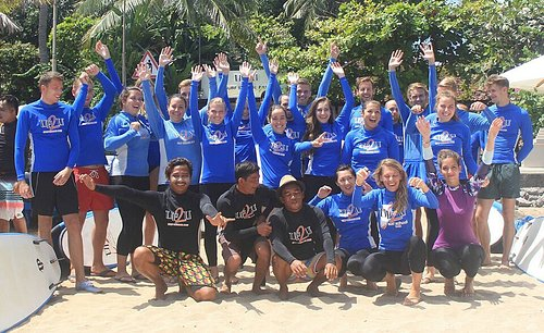 Surf School Bali and Surf Lessons Bali